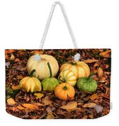 Gourds Grounded Weekender Tote Bag