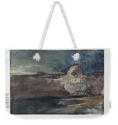 Grand Canyon In Stormy Weather, Arizona - Digital Remastered Edition Weekender Tote Bag