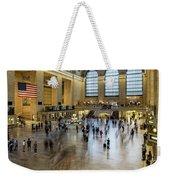 Grand Central Motion Weekender Tote Bag