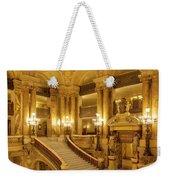 Grand Staircase Palais Garnier Weekender Tote Bag by Brian Jannsen