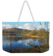Grasmere In Late Autumn In Lake District National Park Cumbria Weekender Tote Bag