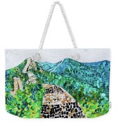 Great Wall 2 201842 Weekender Tote Bag