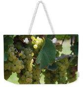 Green Grapes On The Vine 10 Weekender Tote Bag