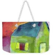 Green House- Art By Linda Woods Weekender Tote Bag