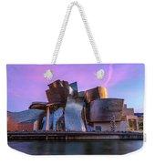 Guggenheim Museum - Bilbao, Spain Weekender Tote Bag