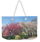 Springtime At Untermyer Park Weekender Tote Bag