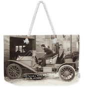 Had Trouble With My Driving Lesson Weekender Tote Bag