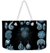 Haeckel Thalamphora Weekender Tote Bag