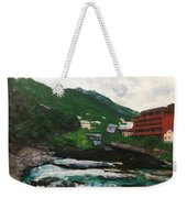 Hakone In Natural Splendor Weekender Tote Bag