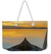 Half A Boat Weekender Tote Bag