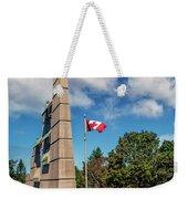 Halifax Explosion Memorial Bell Tower Weekender Tote Bag