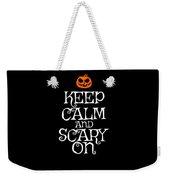 Halloween Costume Funny Apparel Weekender Tote Bag