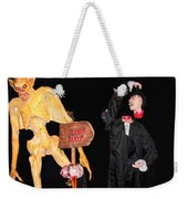 Halloween Party Weekender Tote Bag