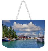 Hall's Harbour 02 Weekender Tote Bag