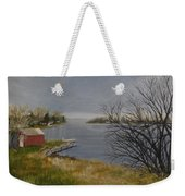 Hamilton Island Weekender Tote Bag