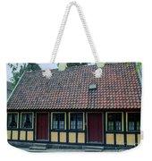 Hans Christian Anderson Childhood Home Weekender Tote Bag
