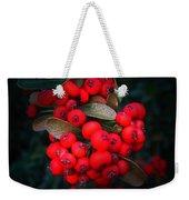 Happy Berries Weekender Tote Bag