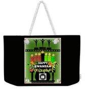 Happy Kwanzaa Weekender Tote Bag