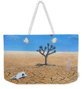 Happy Little Tree Weekender Tote Bag by Kevin Daly