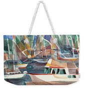 Harbor Island Weekender Tote Bag