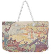Harmonious Times By Signac Weekender Tote Bag