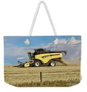 Harvest Time Weekender Tote Bag by Ann E Robson