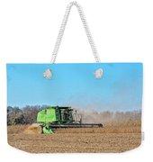 Harvesting Soybeans Weekender Tote Bag