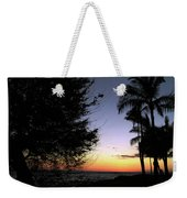 Hawaii Sunset Weekender Tote Bag