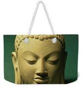 Head Of The Buddha, Sarnath Weekender Tote Bag