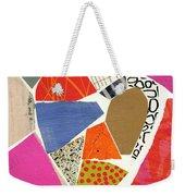 Heart #40 Weekender Tote Bag