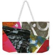 Heart #43 Weekender Tote Bag