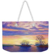 Hearts And Voices Weekender Tote Bag