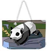 Heathers Panda V2 Weekender Tote Bag