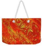 Heatwave Weekender Tote Bag