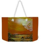 Heavenly Protection Weekender Tote Bag