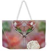 Heavenly Valentine Weekender Tote Bag