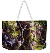 Heist Of The Wizard's Staff Weekender Tote Bag