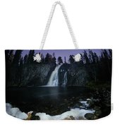 Hepokongas Waterfall Weekender Tote Bag