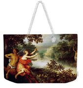 Hercules  Dejaneira  And The Centaur Nessus  Weekender Tote Bag