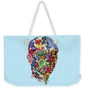 Heroic Mind Weekender Tote Bag