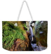 Hidden Falls Sombrio Beach 2 Weekender Tote Bag
