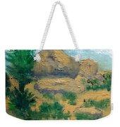High Desert Rock Garden Weekender Tote Bag