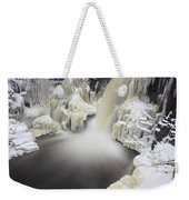 High Falls Pool Weekender Tote Bag