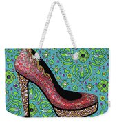 High Heel Party Weekender Tote Bag