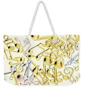 High Key Harmony Weekender Tote Bag