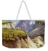 High On Zion Weekender Tote Bag