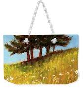 Hillside Evergreens Weekender Tote Bag