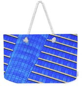 Hilton Blues Weekender Tote Bag