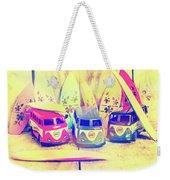 Hippie Holidays Weekender Tote Bag