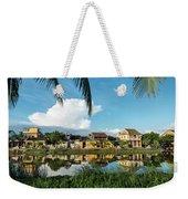 Hoi An Riverside Weekender Tote Bag